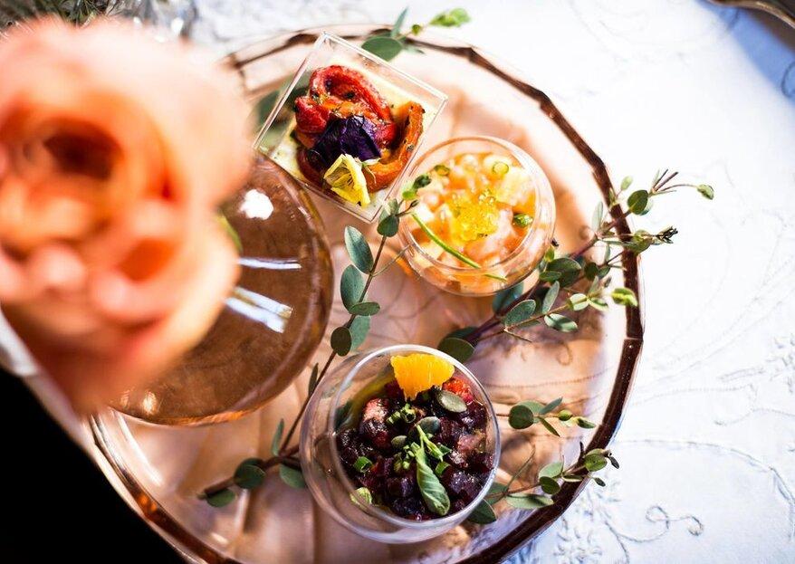 Pour choisir la formule de votre repas de mariage, contactez un professionnel