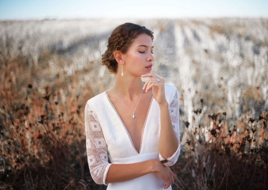 Choisissez la robe qui fera de vous la plus belle des mariées