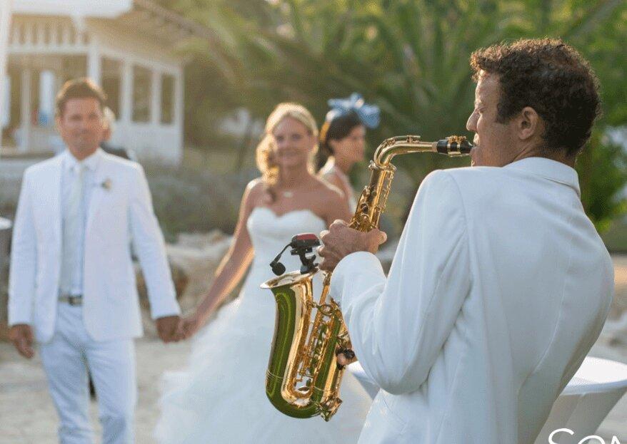 Une performance en live à votre mariage, une bonne idée ?