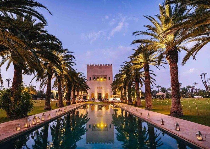 Les meilleurs wedding planners du Maroc, pour un mariage exceptionnel !