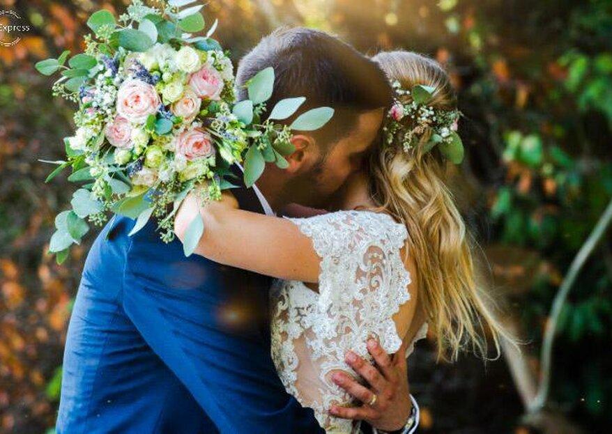 Une décoration florale sur mesure et de grande qualité avec Sabrina de la boutique Aime ma Fleur