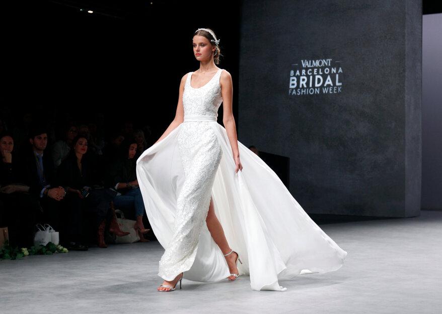 Valmont Barcelona Bridal Fashion Week 2019: défilés, remise des Elle International Bridal Awards 2019 et records historiques