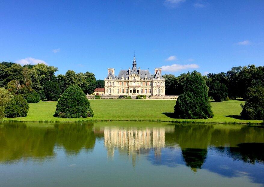 Château de Baronville : célébrez votre mariage dans un somptueux château du XIXème siècle
