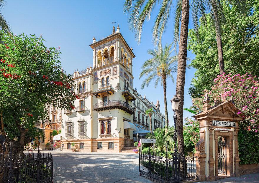 Découvrez Séville pour le plus beau jour de votre vie !