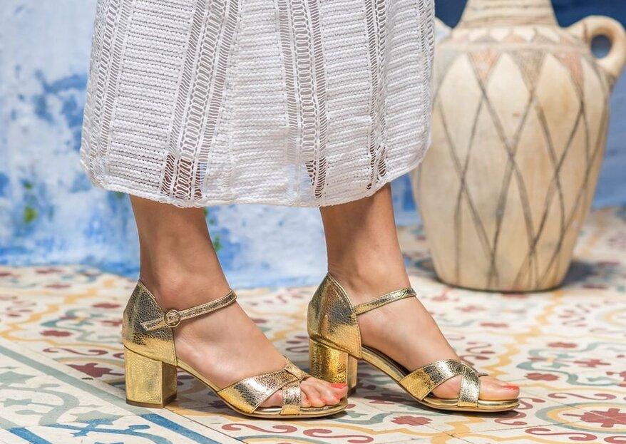 Invitée à un mariage ? Optez pour de jolies chaussures écologiques