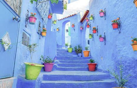 Mariage à l'étranger - Maroc