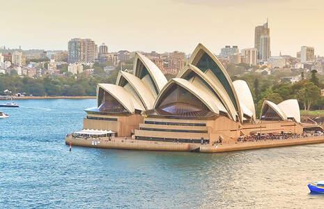 Mariage à l'étranger - Australie