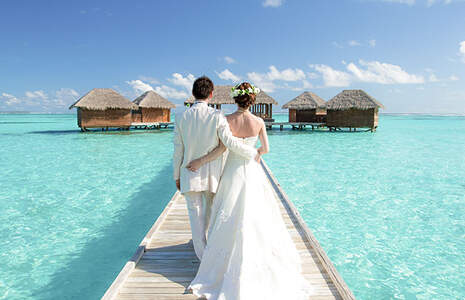 Mariage à l'étranger - Maldives