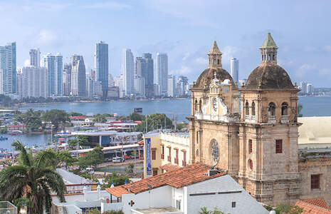 Mariage à l'étranger - Colombie