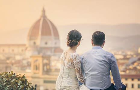Mariage à l'étranger - Italie