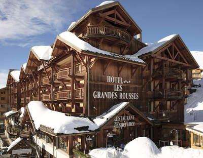 Hôtel Grandes Rousses****