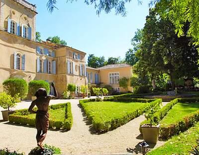 Château des Barrenques, mariage en Provence