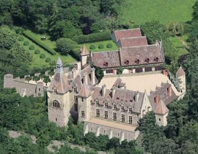 Château de Peufeilhoux