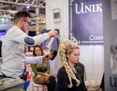 Unik coiffure