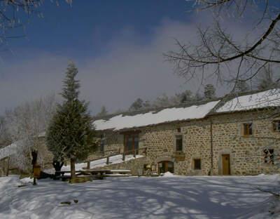 Auberge de Marliou en Meygal