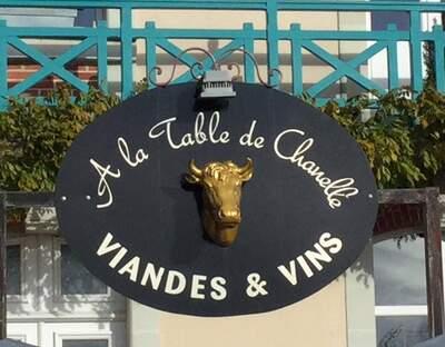 A la Table de Chanelle