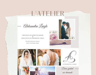 L'Atelier, by Aleksandra Laigle