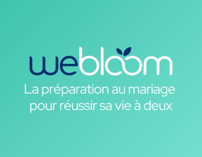 Préparation au mariage WeBloom