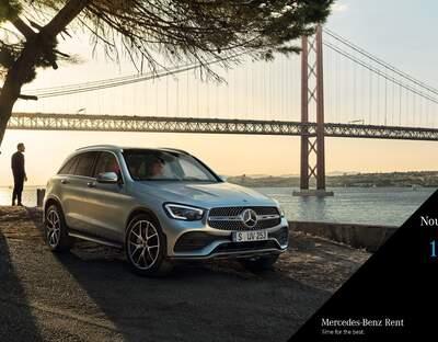 Mercedes-Benz Rent Lyon Saint-Fons
