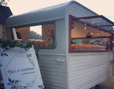 La Mont Vinette - Bar truck, food truck